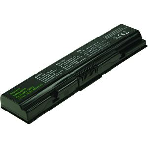 Satellite A205-S4537 Battery (6 Cells)