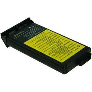 TravelMate 513 Battery (12 Cells)