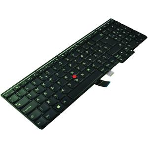 ThinkPad Edge E540 Keyboard Non-Backlit - UK