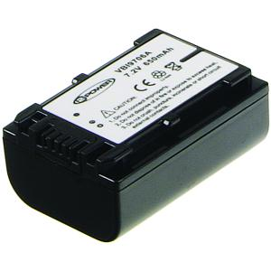 HDR-XR155EB Battery (2 Cells)