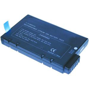 Targa Notebook/TN549 Battery (9 Cells)