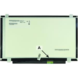 "Aspire 4810T-8702 TIMELINE 14.0"" WXGA HD 1366x768 LED Glossy"