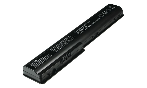 Pavilion DV7-3105TX Battery (8 Cells)