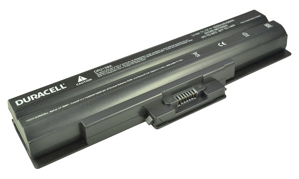 Vaio VGN-AW50DB Battery (6 Cells)