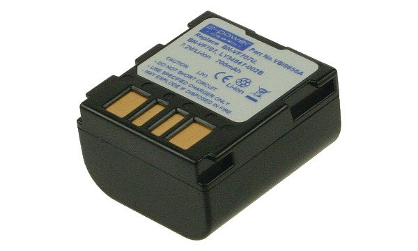 GR-X5US Battery (2 Cells)