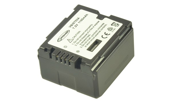 VW-VBG260E-K Battery (2 Cells)
