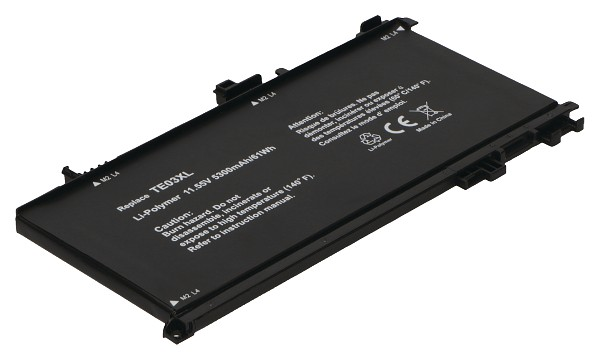 OMEN 15-ax041TX Battery (3 Cells)