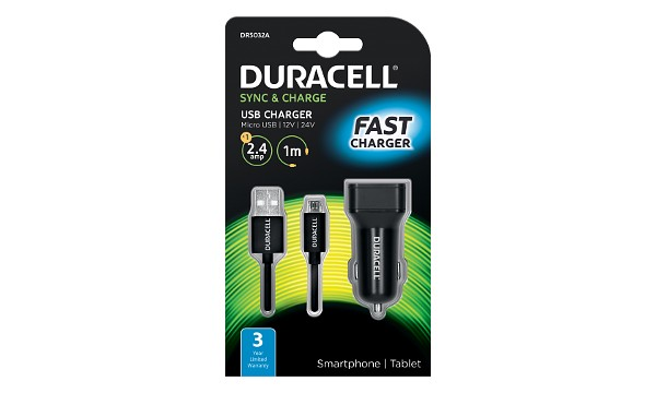 50 Oxygen Car Charger