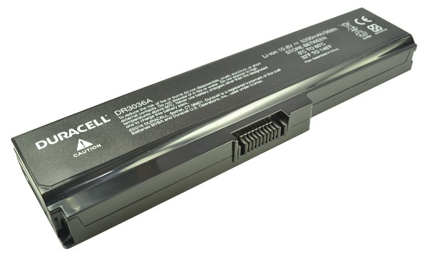 Satellite Pro C660-1KR Battery (6 Cells)