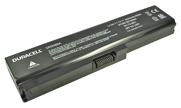 DynaBook CX/48F Battery (6 Cells)