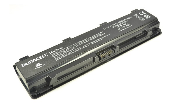 Satellite C850-12V Battery (6 Cells)