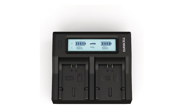 Lumix FZ30EG-S Panasonic CGA-S006 Dual Battery Charger