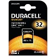 Duracell 32GB SDHC UHS-I Memory Card