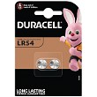 Duracell LR54 Battery Twin Pack