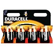 Duracell Plus D Size 4 Pack