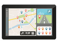 Sat Nav & GPS Battery & Charger
